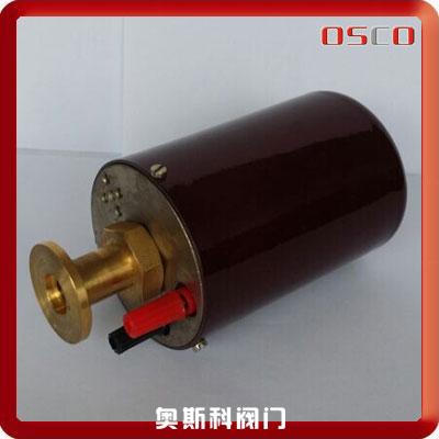 GQC型系列电磁高真空充气阀