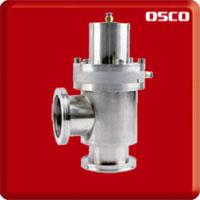 ISO气动挡板阀
